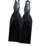 Ласты раздельные Hyper черные